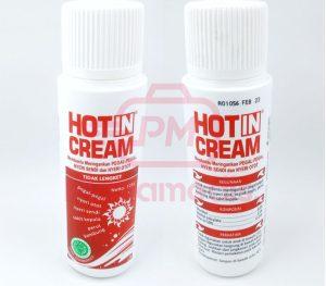 Hot In Cream Tube 120 GR Ultrasakti