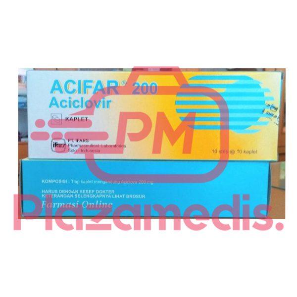Acifar Kaplet 200 mg IFARS (1)